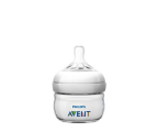 Philips Avent  Butelka Do Karmienia NATURAL 60ml 0m+ (SCF699/17 First Flow)