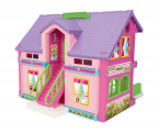 Wader Play House - Domek dla lalek (25400)