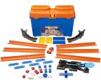 Hot Wheels Zestaw Kaskaderskie pętle pomarańczowe (FLK89 DWW95 )
