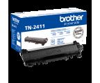 Brother TN2411 Black 1200 str. (TN-2411) (DCP-L2512D / L2532DW / L2552DN)