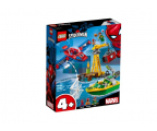 LEGO Marvel Spider-Man Doktor Octopus skok na diamenty (76134)