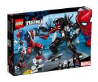 LEGO Marvel Spider-Man Pajęczy Mech kontra Venom (76115)