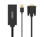 Unitek Adapter HDMI - USB, VGA (Y-8711)