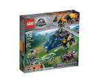 LEGO Jurassic World Pościg za śmigłowcem (75928)