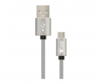 Silver Monkey Kabel micro USB do smartfona i tabletu 1,5m (MU-015SM02)