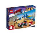 LEGO Movie Warsztat Emmeta i Benka (70821)