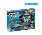 Klocki PLAYMOBIL ® PLAYMOBIL Centrum dowodzenia Dr. Drone'a