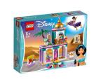 LEGO Disney Princess Pałacowe przygody Aladyna Jasminy (41161)