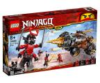 Klocki LEGO® LEGO Ninjago Wiertło Cole'a