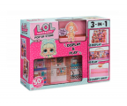 MGA Entertainment L.O.L. Surprise Domek Walizka dla lalek (035051552314)