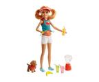 Barbie Skipper Siostra ze zwierzątkiem Stacie (FHP61 FHP63)