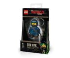 POLTOP LEGO NINJAGO Movie Jay brelok z latarką (LGL-KE108J)