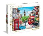 Clementoni Puzzle HQ  London (39339)