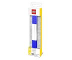 POLTOP LEGO Długopisy żelowe – niebieskie 2 szt. (51503)
