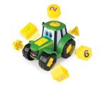 TOMY John Deere Ucz Się i Baw z Traktorem Johnny (46654 )