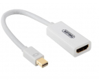 Unitek Adapter Mini DisplayPort - HDMI 4K (Y-6331)