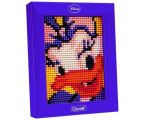 Quercetti Disney Mozaika Mini Pixel Art. Daisy 1200 EL. (040-0828)