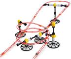 Quercetti Tor kulkowy Roller Coaster Mini Rail 150 el. (040-6430)