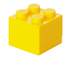 POLTOP LEGO Mini Box 4 żólty (40111732)