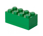 POLTOP LEGO Mini Box 8 ciemnozielony (40121734)