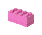 POLTOP LEGO Mini Box 8 różowy (40121739)