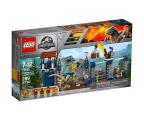 LEGO Jurassic World Atak dilofozaura na posterunek (75931)