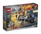 LEGO Jurassic World transport T. Rexa (75933)