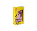 POLTOP LEGO Classic Zegarek Pink (8020820)