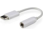 Gembird Adapter USB-C - Minijack 3,5mm  (CCA-UC3.5F-01-W)