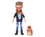 Mattel Enchantimals Lalka Zwierzątkiem Hixby i jeżyk (FNH22 FJJ22)