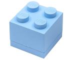 POLTOP LEGO Mini Box 4 jasnoniebieski (40111736)