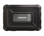 """ADATA Obudowa do dysku 2.5"""" ED600 (USB 3.1, czarny)  (AED600U31-CBK)"""