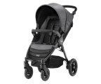 Britax-Romer B-Motion 4 Black Denim (4000984151718)