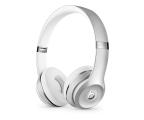 Apple Beats Solo3 Wireless On-Ear srebrne (MNEQ2EE/A)