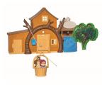 Simba Masza Dwupoziomowy dom Niedźwiedzia (4006592025144)
