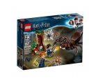 LEGO Harry Potter  Legowisko Aragoga (75950)