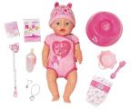 Zapf Creation Baby Born lalka interaktywna Nowa (4001167824368)