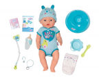 Zapf Creation Baby Born Lalka Interaktywna chłopiec Nowa (4001167824375)