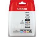 Canon CLI-581 zestaw CMYK   (2106C005 / 2103C004)