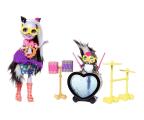 Mattel Enchantimals Rockowy koncert Sage Skunk (FCC62 FRH41)