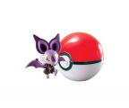 TOMY Pokemon Noibat i Poke Ball T18532 /6 (T18532 /6)