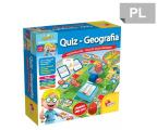 Lisciani Giochi Mały Geniusz Quiz Geografia (304-PL67107)