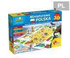 Lisciani Giochi Mały Geniusz Miniaturowa Polska 3D (304-PL69323)