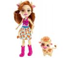 Mattel Enchantimals Harvest Hills Cailey Cow i Curdle (FNH22 FXM77)