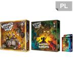 Games Factory Vikings gone Wild - zestaw podstawka + dodatki (432686 + 411299 + 445988)