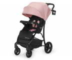 Wózek spacerowy Kinderkraft Cruiser Pink