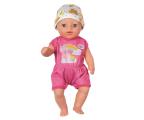Zapf Creation Baby Born Little Girl Lalka interaktywna 36cm (4001167827321 827321)