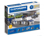 CLICS CLICFORMERS Policja 72 el. 802002 (ZB-101447 8809465532871)