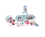 MGA Entertainment L.O.L Surprise Glamper Kamper 2w1 (035051559771)