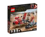 LEGO Star Wars Pościg na śmigaczach w Pasaana (75250)